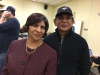 Priya and Percy at their last tournament as Mississauga residents
